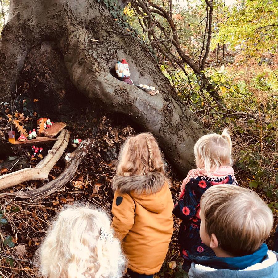 DOE Kind in de natuur Kabouterbos